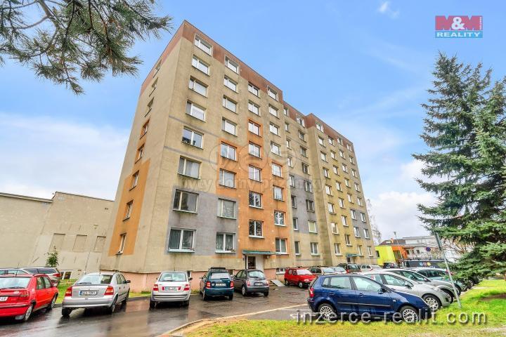 Prodej, byt 2+1, 63 m2, Svitavy, ul. Malé náměstí