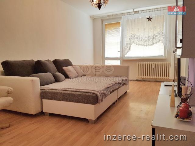 Prodej, byt 3+1, OV, 72m2, ul. Litoměřická, Bílina