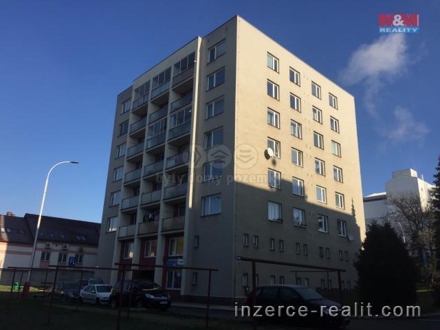 Pronájem, byt 3+1, 73 m², Tábor, ul. Trocnovská