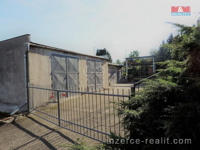 Pronájem, sklad, 46 m², Kopřivnice, ul. Záhumenní