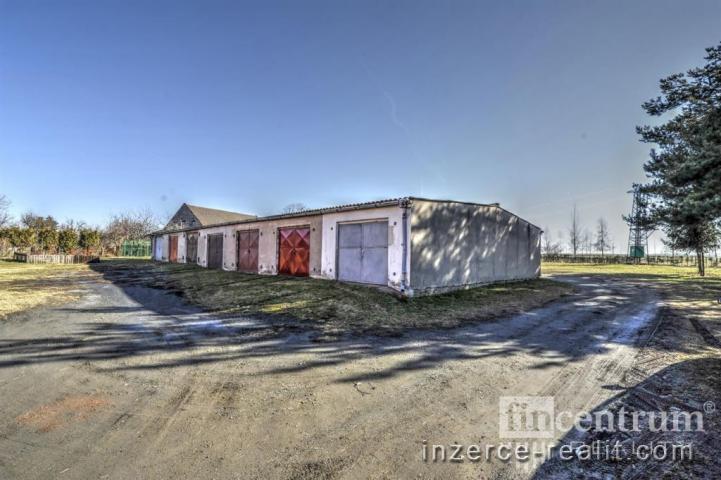 Prodej garáže 20 m2, Potěhy
