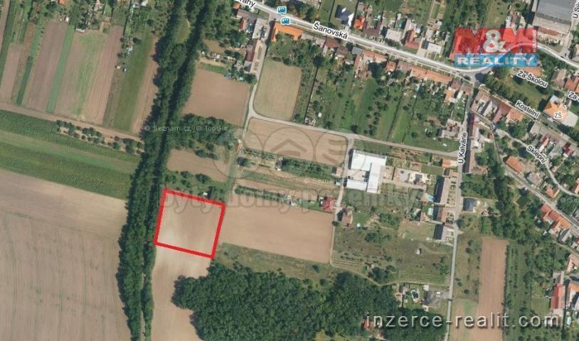 Prodej, zahrada, 4380 m2, Šanov