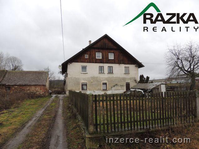 Zemědělský areál 2,1 ha  Dlouhý Újezd, okr. Tachov
