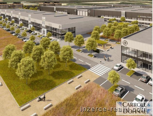 Skladové a výrobní prostory na míru, průmyslová zóna  Ostrava- Hrušov 5000 m2
