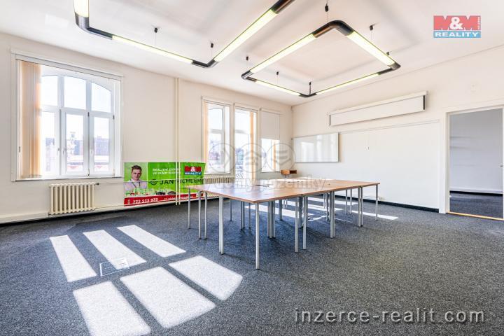 Pronájem, nájemní dům, 956 m², Plzeň, ul. Hálkova