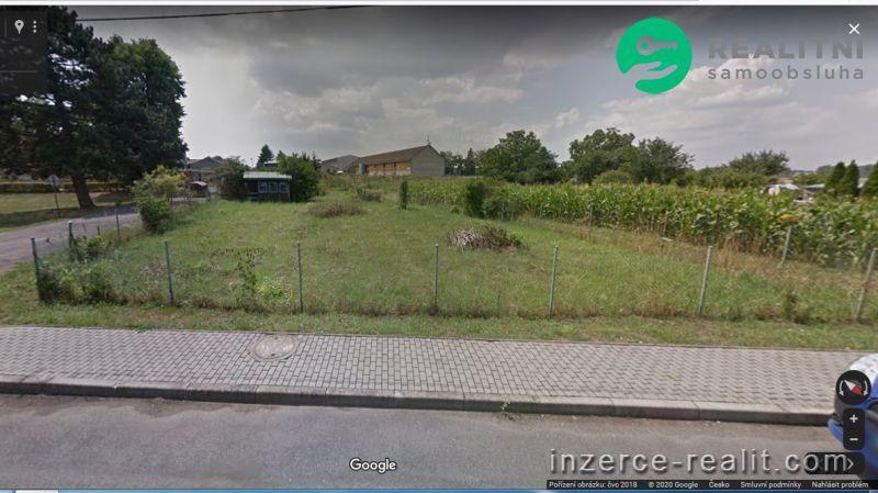 Stavební pozemek s chatkou v Polkovicích, Přerov