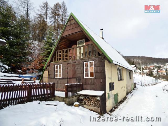 Prodej, chata, 360 m2, Krupka, Horní Krupka