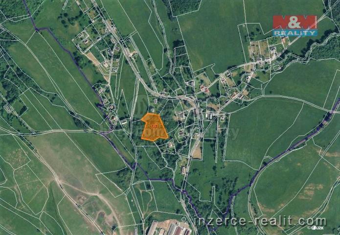 Prodej, zahrada, 7463 m², Volfartice