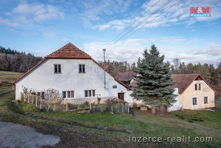 Prodej, zemědělský objekt, 132480 m2, Kralovice u Prachatic