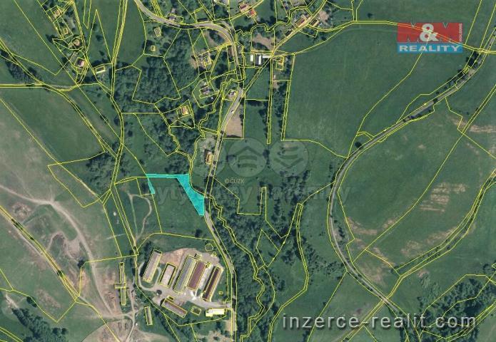 Prodej, louka, 2373 m², Volfartice