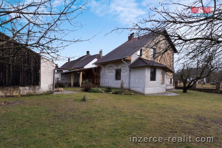 Prodej, rodinný dům, 775 m², Kardašova Řečice, ul. Pod Hradem