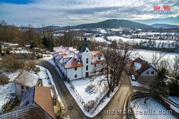 Prodej, rodinný dům, Husinec, ul. Žižkova