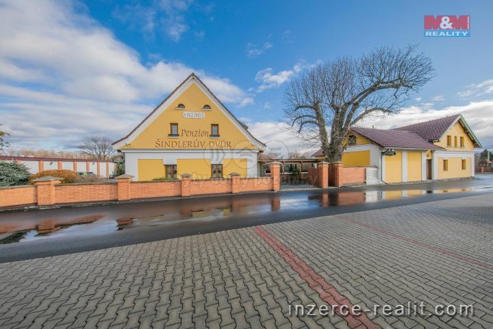 Prodej, hotel, penzion, Krmelín, ul. Zahradnická