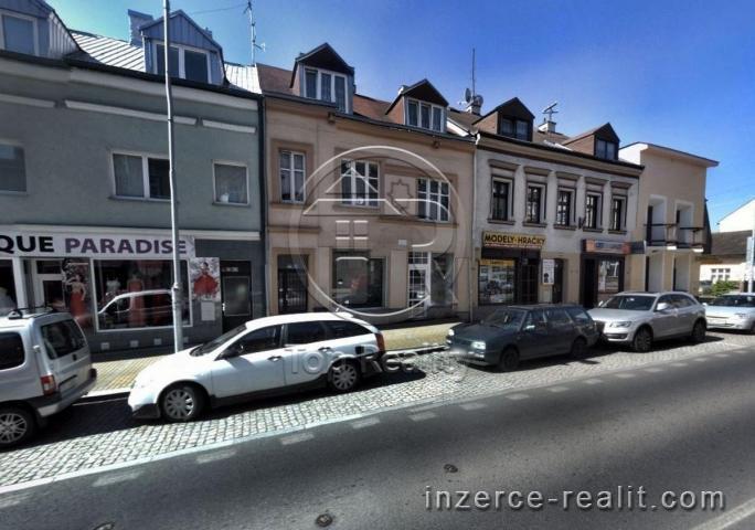 Prodej komerčních prostor K. Vary, ul. Sokolovská