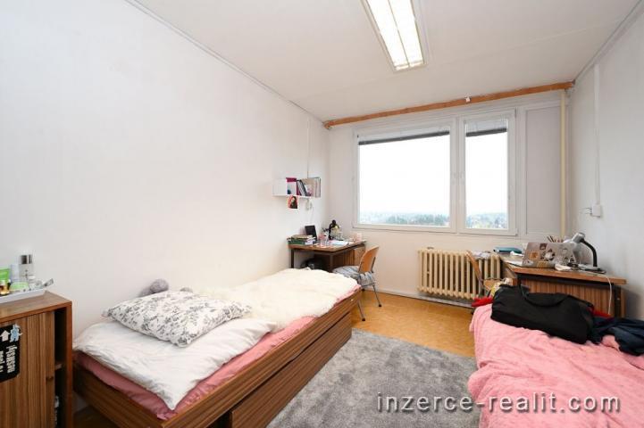 Praha 4, ubytovací kapacty na letní sezonu k pronájmu, 528 lůžek, 5280m2, ulice Chemická - Kunratice