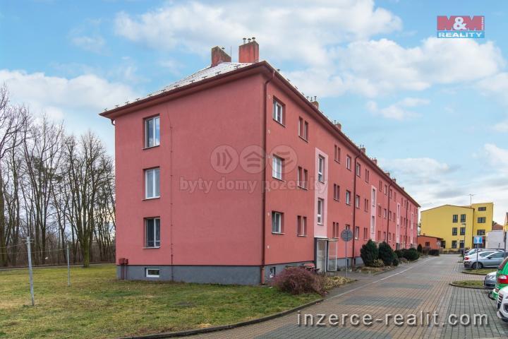 Prodej, byt 2+1, 58 m2, OV, Rybitví