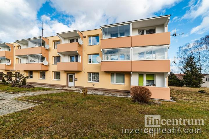 Prodej bytu 3+1 72 m2, Jihlava Antonínův Důl