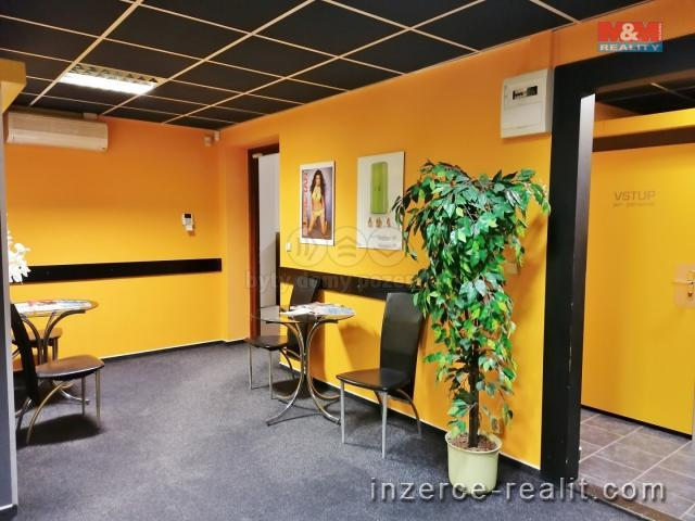 Pronájem, solární studio, 74 m2, Opava, ul. Dolní náměstí