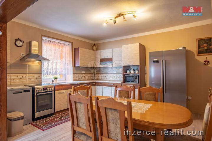 Prodej, rodinný dům, Radomyšl, ul. Na Rybníčku