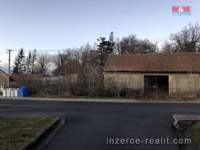 Prodej, zahrada, 673 m2, Dřínov
