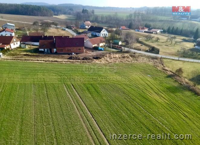 Prodej, pozemek, 1379 m², Dlouhá Lhota