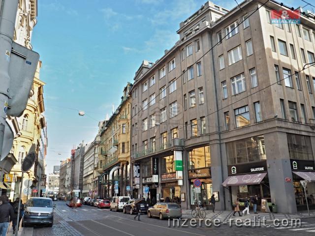 Pronájem, obchod a služby, 178 m², Praha, ul. Vodičkova