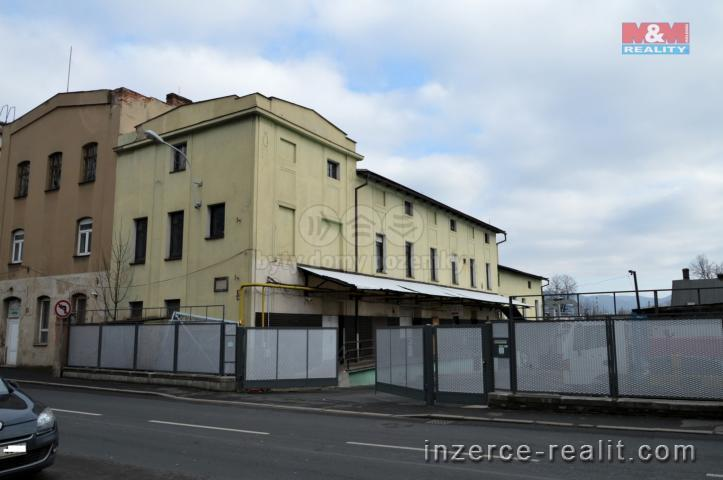 Prodej, výrobní objekt, Děčín, ul. Dělnická