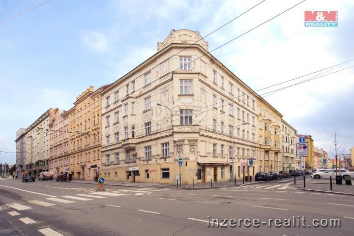 Prodej, byt 3+1, 93 m2, Brno, ul. Úvoz