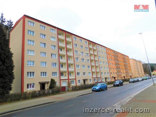 Prodej, byt 3+1, DB, 68 m2, Kraslice, ul. Čs. armády