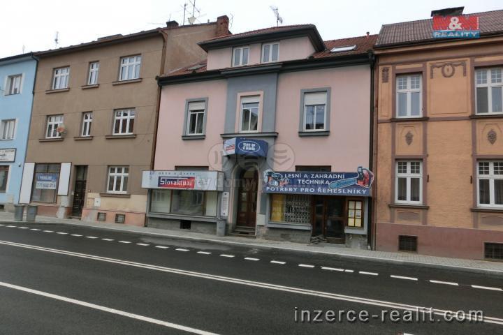 Pronájem, komerční prostor, Tábor, ul. Budějovická