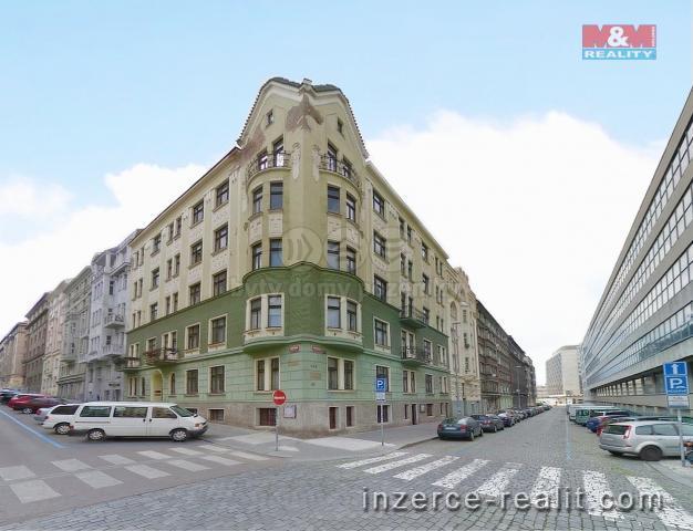 Prodej, kancelářské prostory, 170 m2, Praha 7, Heřmanova ul.