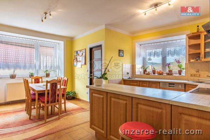 Prodej, rodinný dům, 3+1, 2640 m2, Dub