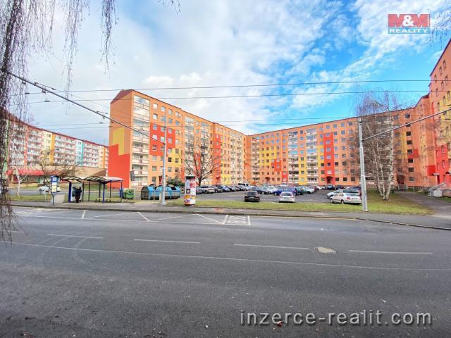 Prodej, byt 2+kk, 48 m², DV, Teplice, ul. Pod školou