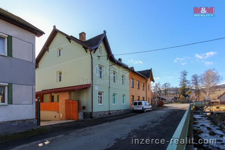 Prodej, rodinný dům, Vlčice u Javorníka