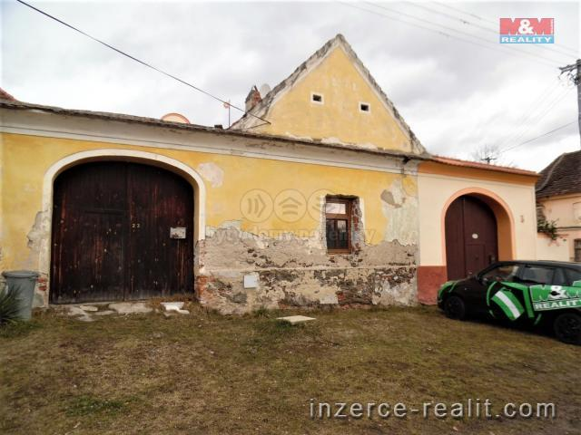 Prodej, chalupa, Pohorovice - Kloub