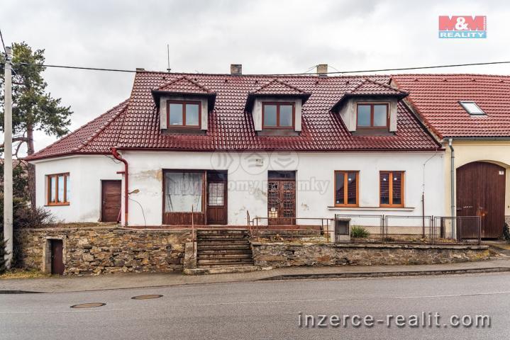 Prodej, rodinný dům, 228 m², Želetava, ul. Znojemská