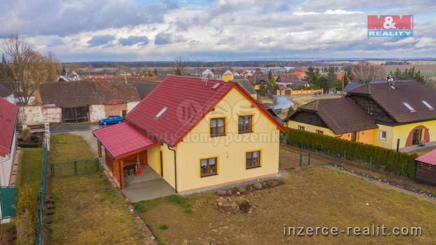 Prodej, rodinný dům, Dunajovice