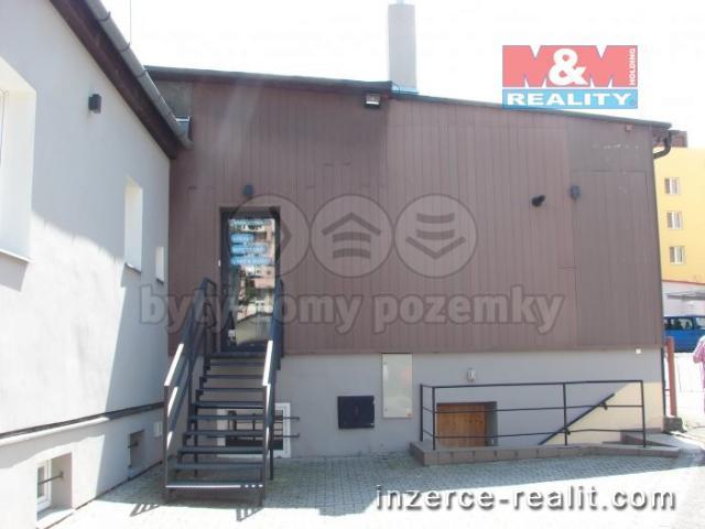 Pronájem, obchod a služby, 140 m², Opava, ul. Nákladní