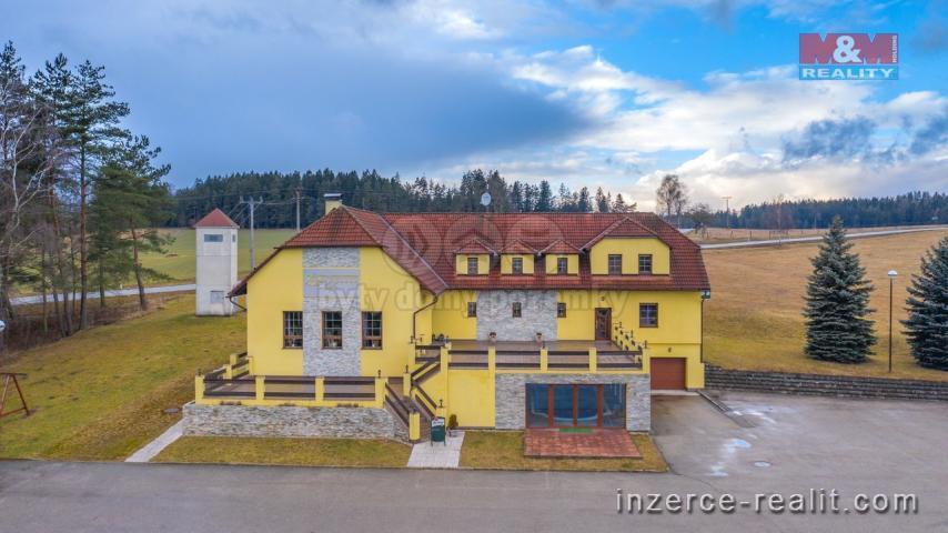 Prodej, penzion, 6022 m², Číměř