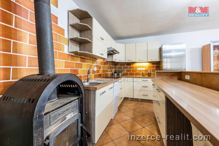 Prodej, rodinný dům, 1301 m², Bor - Ostrov
