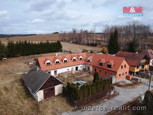 Prodej, rodinný dům, Albeř