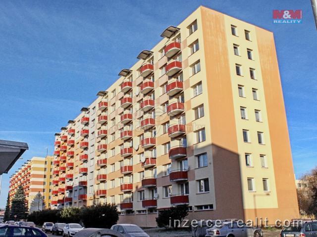 Pronájem, byt 1+1, Milevsko, ul. J. A. Komenského