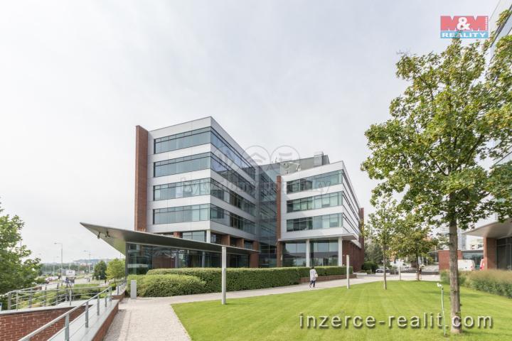 Pronájem, kancelářské prostory, 117 m2, Praha, ul. Bucharova