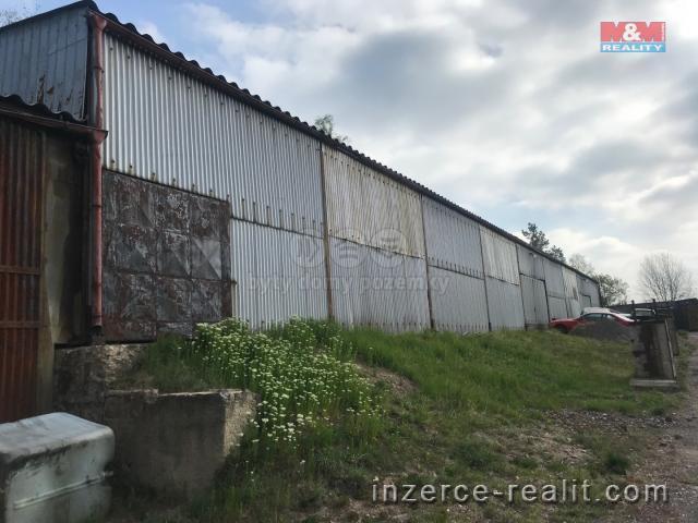 Pronájem, sklad, 660 m2, Olešná u Rakovníka