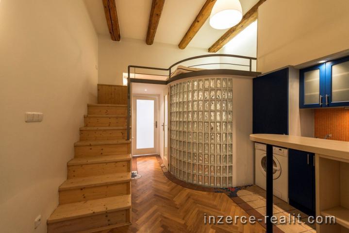 K pronájmu byt 1+1 po kompletní rekonstrukci, ulice Viktora Huga (38m2)