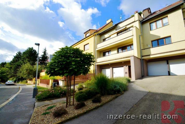 Pronájem bytu 4+1/B/T, 120 m2, Praha - Smíchov