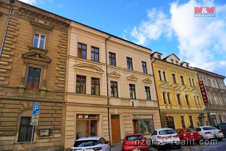 Pronájem, byt 1+1, Plzeň, ul. Na Roudné