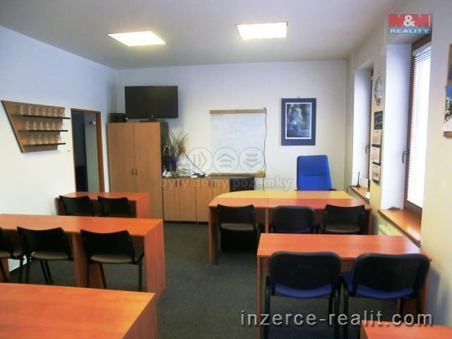 Pronájem, kanceláře, 80 m2, Ostrava, ul. Závodní