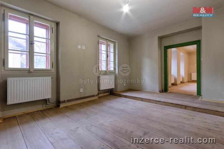 Prodej, rodinný dům, 506 m², Jindřichův Hradec, ul. Mlýnská