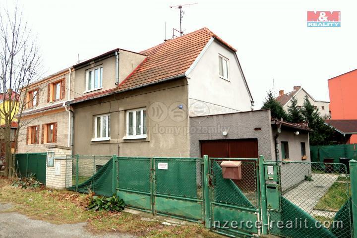 Prodej, rodinný dům, Strakonice, ul. Podsrpenská